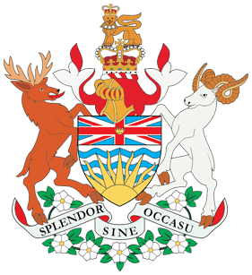 British Columbia Coat of Arms