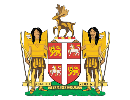 Newfoundland & Labrador Coat of Arms